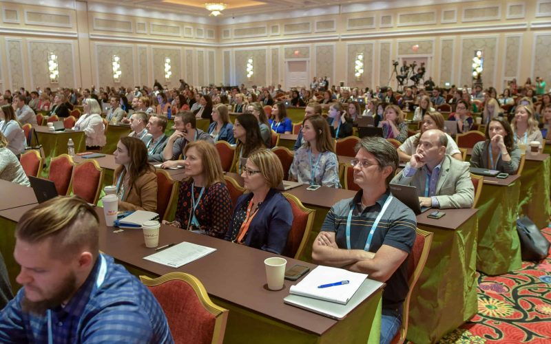 Sessions were packed to the brim with attendees eager to learn about the lastest and greatest in demand generation, account-based marketing and revenue operations.