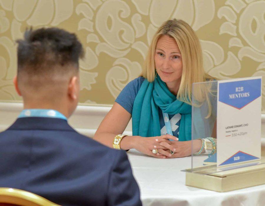 Latane Conant of 6sense shares experiences from her impressive marketing career.