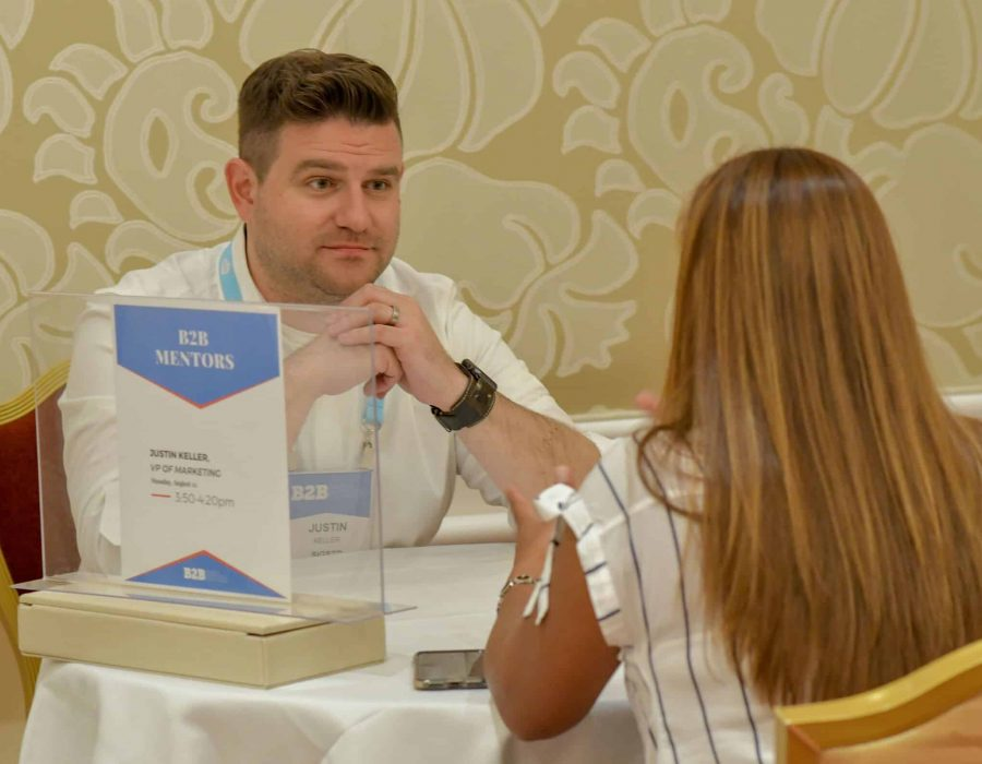 Justin Keller of Sigstr gives advice to members of the upcoming generation of CMOs.