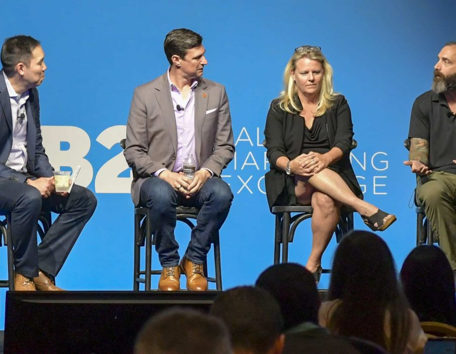 A panel of revenue experts shared their perspectives on driving revenue growth and expanding customer expectations.